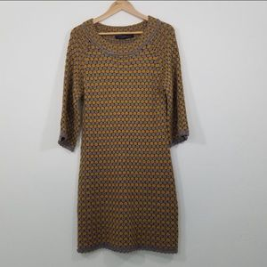 French Connection Knitted Sweater Dress Size M